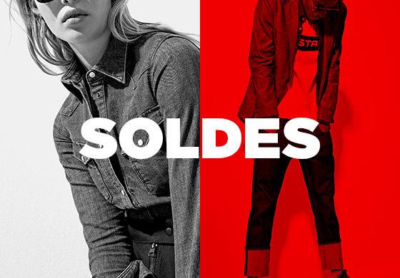 SOLDES / G-STAR